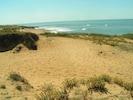 La plage sauvage proche de la maison