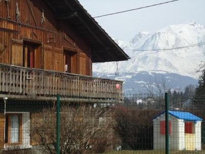 Τελεφερίκ Σκι Pertuis, Combloux, Οτ-Σαβουά (Διαμέρισμα), Γαλλία