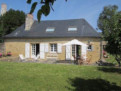 Brée, Mayenne, France