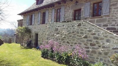 Goulles, Département Corrèze, Frankreich