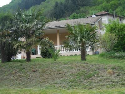 Thueyts, Ardèche Département, Frankreich