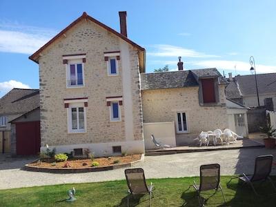 Champmotteux, Essonne (department), France