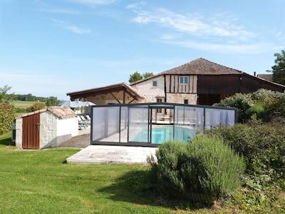 Villeréal, Lot-et-Garonne, France