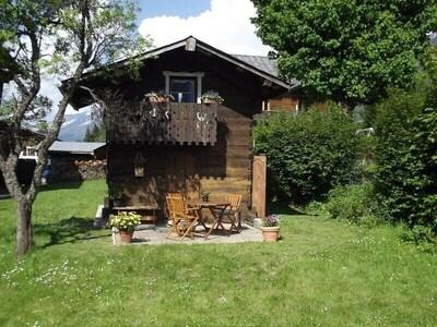 Les Bossons, Chamonix-Mont-Blanc, Haute-Savoie (département), France