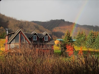 Located in one of the most scenic areas of Homer