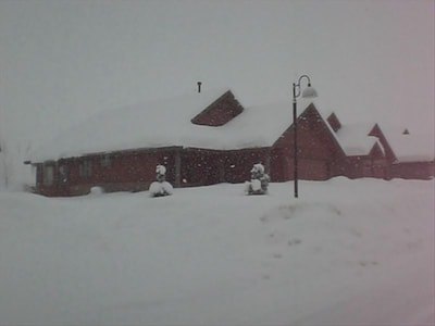 Front View Winter
