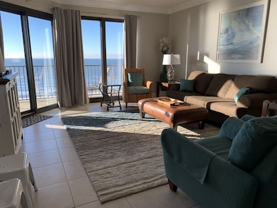 Ocean from living area