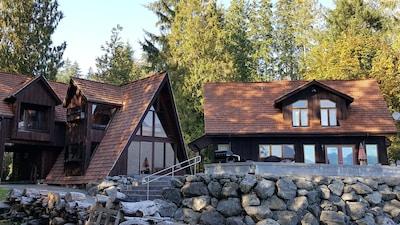 Unique Two House Estate.