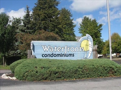 Pull into the Waterfronts Resort and let the fun begin.