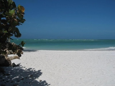 Sugar White Sand, Turquoise Blue Water