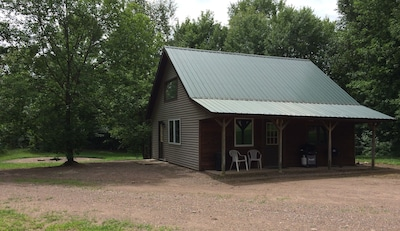Creature's Retreat - a northern Wisconsin cabin in Price County