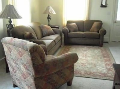 Living room Mason St