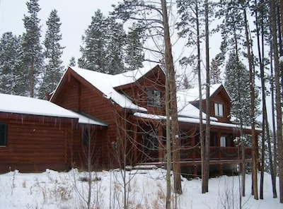 Moose Mountain Lodge on Peak 7 in Breckenridge