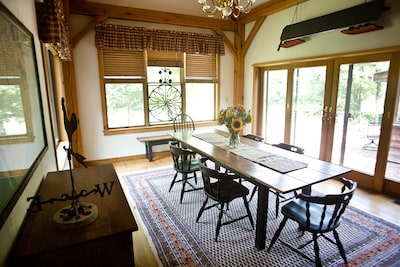 Dining Room, Additional Dining Room Table in Great Room