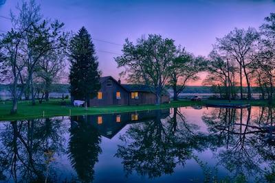 Cayuga Nature Center, Ithaca, New York, United States of America