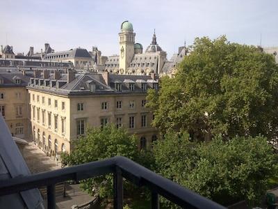 Collège de France and Sorbonne