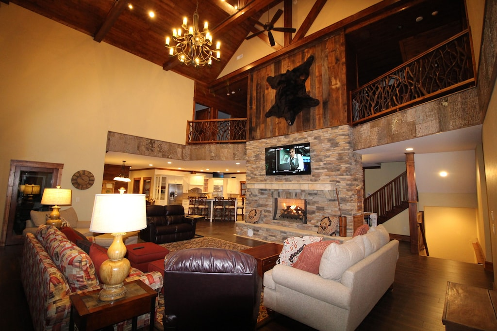 blue ridge smoky mountain cabin rentals