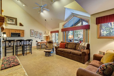 Welcome to our Breckenridge vacation home!