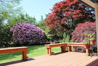 Hanson Vineyards, Woodburn, Oregon, United States of America