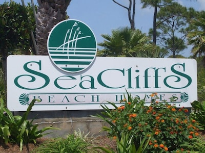 Seacliffs beautiful gated community
