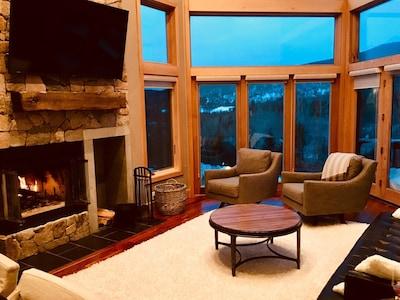 Bretton Woods Ski Area, Bethlehem, New Hampshire, United States of America