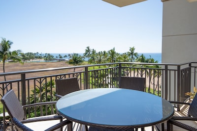 Oceanview from lanai