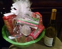 Complementary bottle of wine and welcome basket upon your arrival.