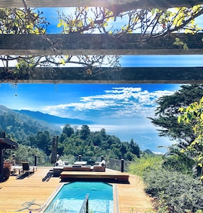 Big Sur Spirit Garden, Big Sur, California, United States of America