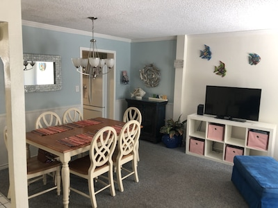 Dining Area and Living Area