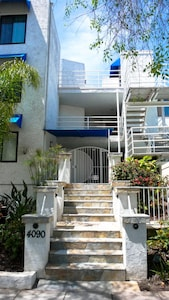Entrance to the Condo.