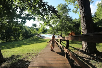Path to your private pool.