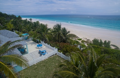 Glen Stewart Mansion, Dunmore Town, Harbor Island, North Eleuthera, Bahamas