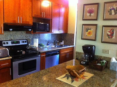 Kitchen for your delicious home cooking meals