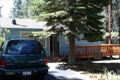 Al Tahoe, South Lake Tahoe, Californie, États-Unis d'Amérique