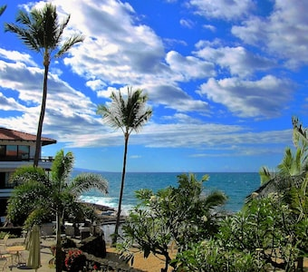 Welcome to Casa Kona! Ocean View from Lanai