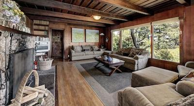 Helen's House Living Room
