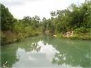 Where the San Antonio River & Salado Creek come together