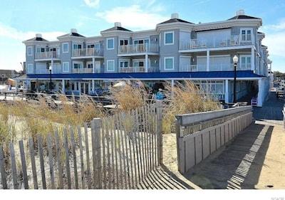 Bethany strand Boardwalk, Bethany Beach, Delaware, USA