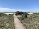Beach Boardwalk, leading to the Atlantic Ocean