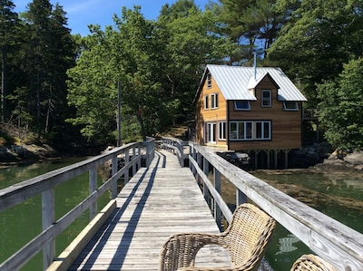 Brook Point, Wiscasset, Maine, United States of America