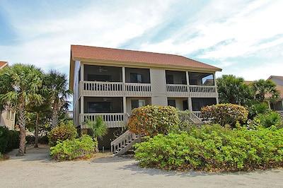 Captiva Island Beach Cottage 1413, a beautiful beachfront home