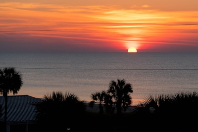 """Sunrises are spectacular from """"Simplicity""""!"""