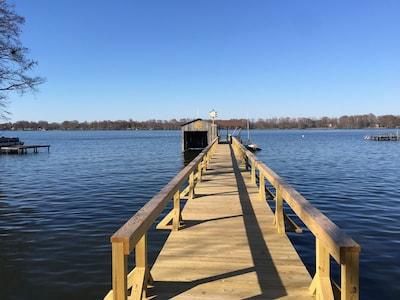 Lake St. John, Ferriday, Louisiana, USA
