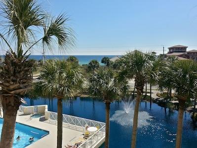 BellaMar at Gulf Place, Santa Rosa Beach, Florida, USA