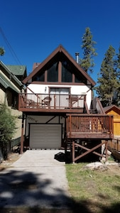 Our Cabin in Springtime