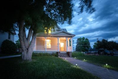 Trail End State Historic Site, Sheridan, Wyoming, Verenigde Staten