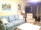Living Room - 1 of 2 couches