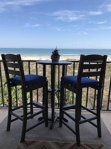 Crescent Beach, St. Augustine, Floride, États-Unis d'Amérique
