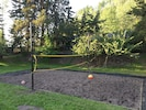 Beach Volleyball/Badminton Court