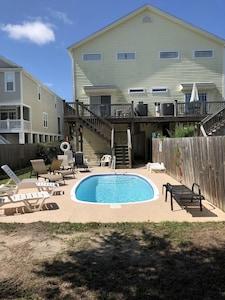 Woodland Terrace, Garden City Beach, South Carolina, United States of America
